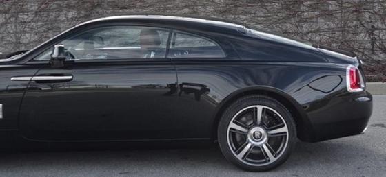 2018 Rolls Royce Wraith