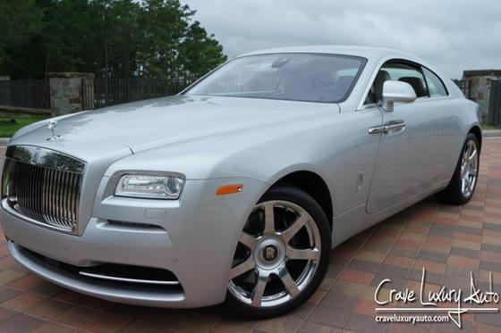 2014 Rolls Royce Wraith :24 car images available