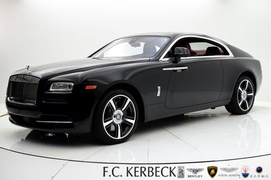 2015 Rolls Royce Wraith :24 car images available