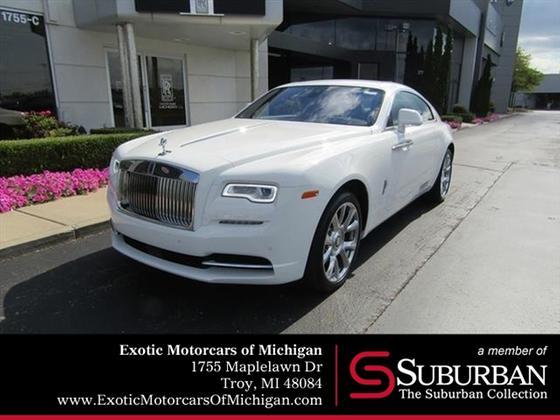 2019 Rolls Royce Wraith :16 car images available