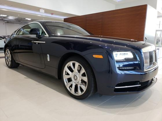 2019 Rolls Royce Wraith :23 car images available