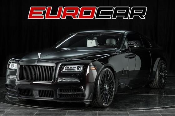 2016 Rolls Royce Wraith :24 car images available