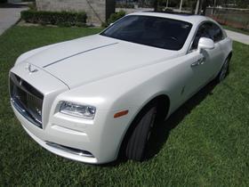 2014 Rolls Royce Wraith :20 car images available