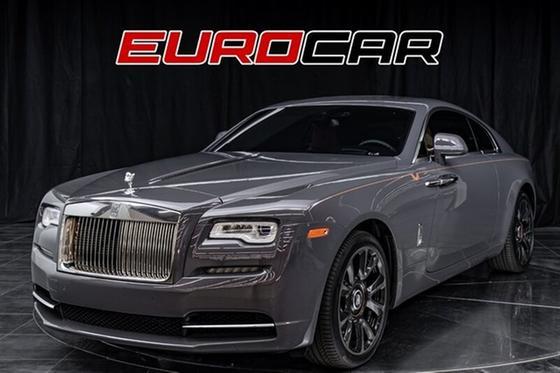 2018 Rolls Royce Wraith :24 car images available