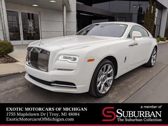 2020 Rolls Royce Wraith :17 car images available