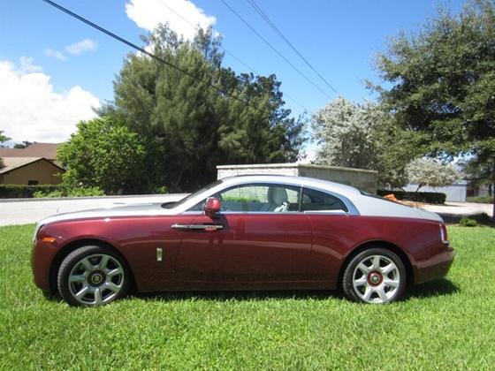 2015 Rolls Royce Wraith :18 car images available
