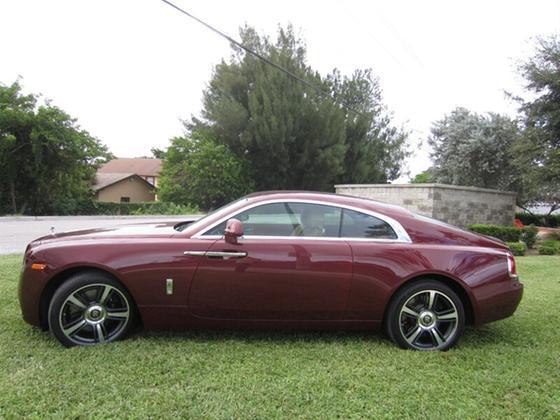 2014 Rolls Royce Wraith :22 car images available