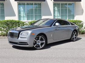 2016 Rolls-Royce Wraith :24 car images available