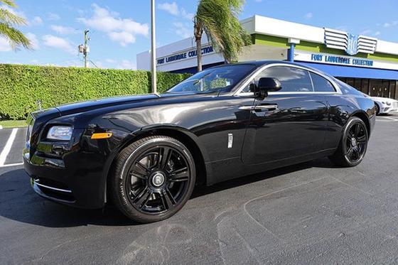 2016 Rolls-Royce Wraith :24 car images available
