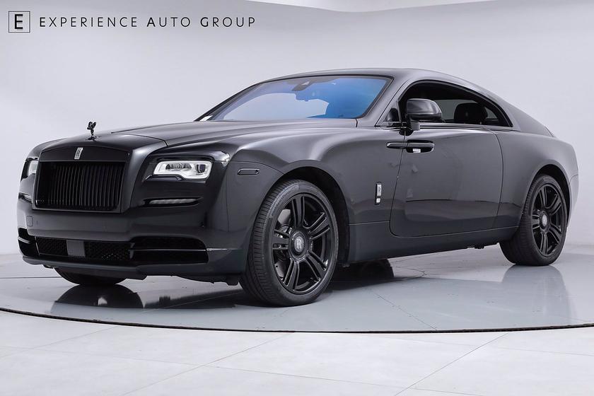 2017 Rolls-Royce Wraith :24 car images available
