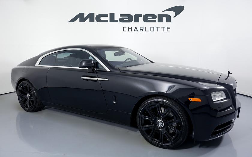 2015 Rolls-Royce Wraith :24 car images available