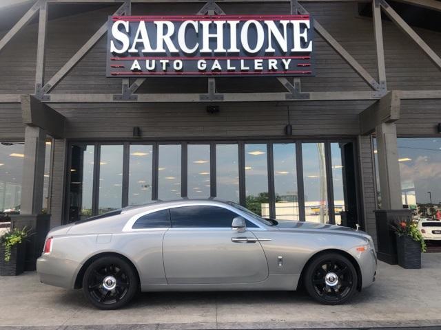 2016 Rolls-Royce Wraith  : Car has generic photo