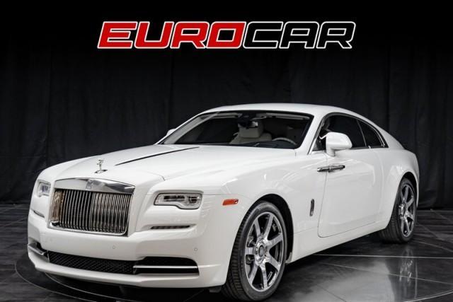 2018 Rolls-Royce Wraith :24 car images available