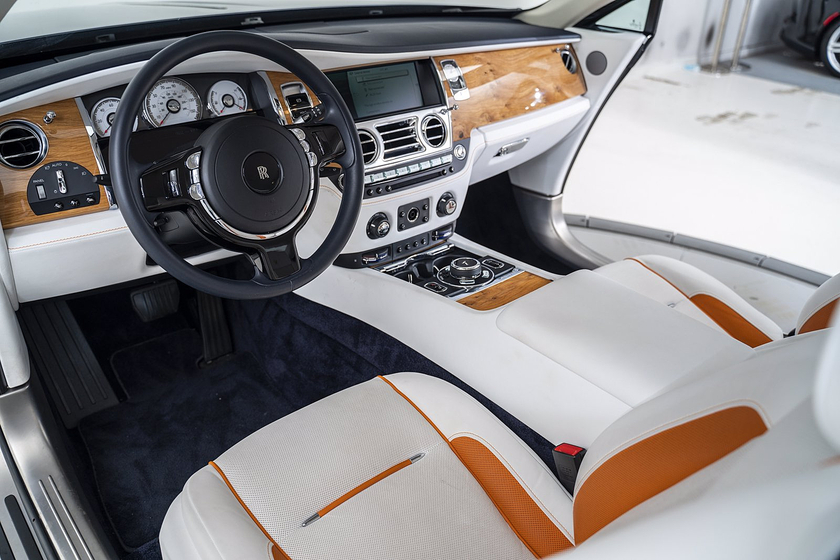 2017 Rolls-Royce Wraith