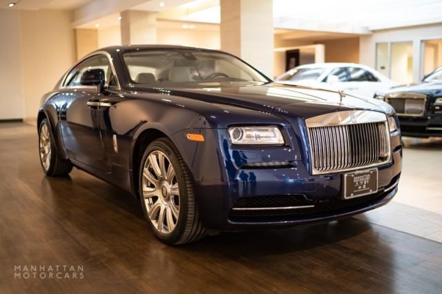 2016 Rolls-Royce Wraith :20 car images available