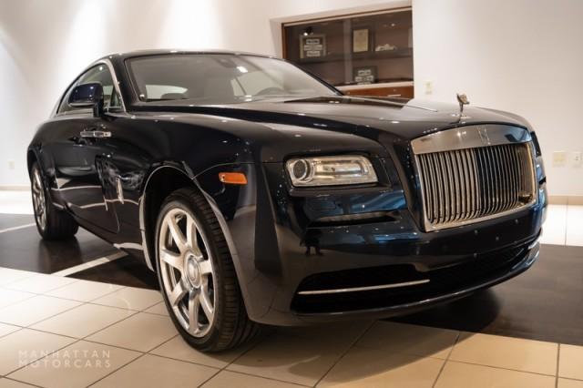 2015 Rolls-Royce Wraith :16 car images available