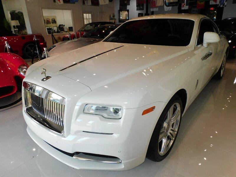 2015 Rolls-Royce Wraith :13 car images available