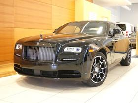 2017 Rolls Royce Wraith Black Badge:24 car images available