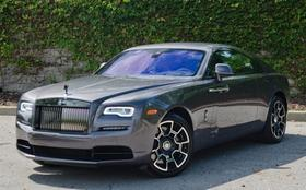 2019 Rolls Royce Wraith Black Badge:24 car images available