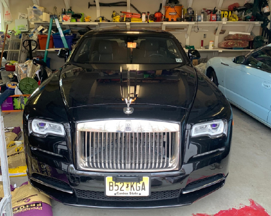 2017 Rolls Royce Wraith Black Badge:5 car images available