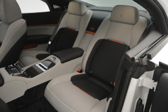 2018 Rolls Royce Wraith Black Badge