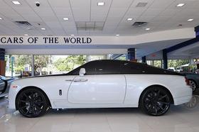 2017 Rolls Royce Wraith Black Badge:24 car images available