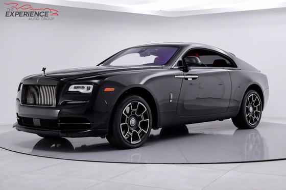 2017 Rolls-Royce Wraith Black Badge:24 car images available