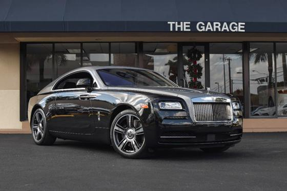 2014 Rolls Royce Wraith Coupe:24 car images available