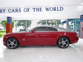2017 Rolls Royce Wraith Coupe:24 car images available