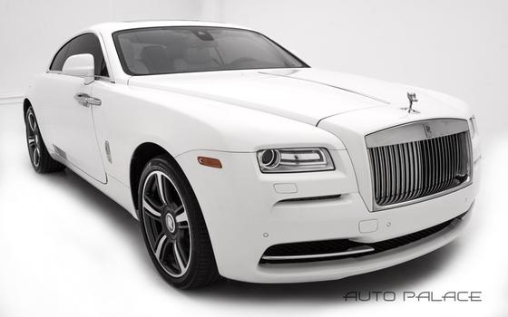2014 Rolls Royce Wraith Coupe:13 car images available