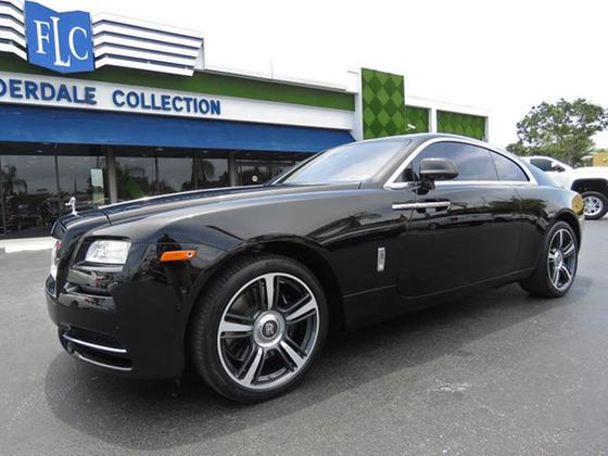 2015 Rolls Royce Wraith Coupe:24 car images available