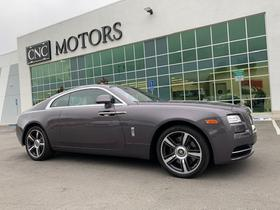 2016 Rolls Royce Wraith Coupe:18 car images available