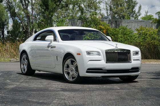 2016 Rolls Royce Wraith Coupe:24 car images available