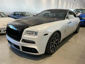 2016 Rolls Royce Wraith Coupe:15 car images available