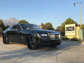 2014 Rolls Royce Wraith Coupe:11 car images available