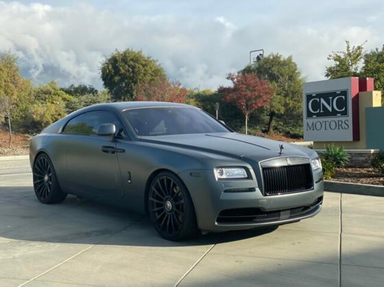2015 Rolls Royce Wraith Coupe:20 car images available