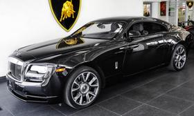 2019 Rolls Royce Wraith Coupe:24 car images available