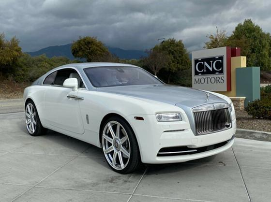 2015 Rolls Royce Wraith Coupe:10 car images available