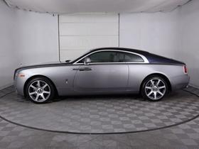 2016 Rolls Royce Wraith Coupe