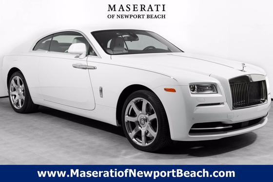 2014 Rolls-Royce Wraith Coupe:24 car images available