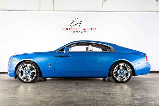 2017 Rolls-Royce Wraith Coupe:24 car images available