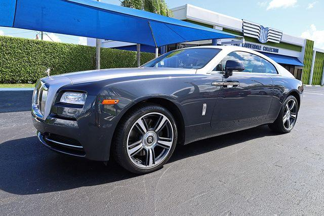 2015 Rolls-Royce Wraith Coupe:24 car images available