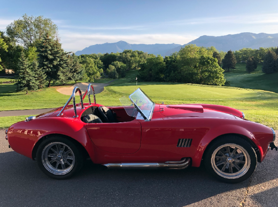 1965 Shelby Cobra :8 car images available