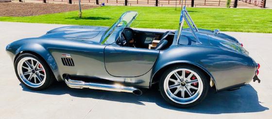 1965 Shelby Cobra  : Car has generic photo