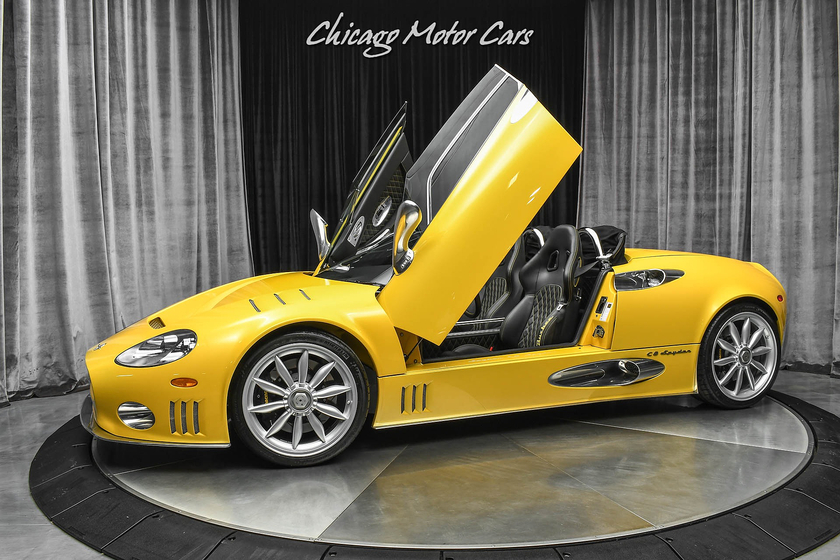 2008 Spyker C8 Spyder:24 car images available