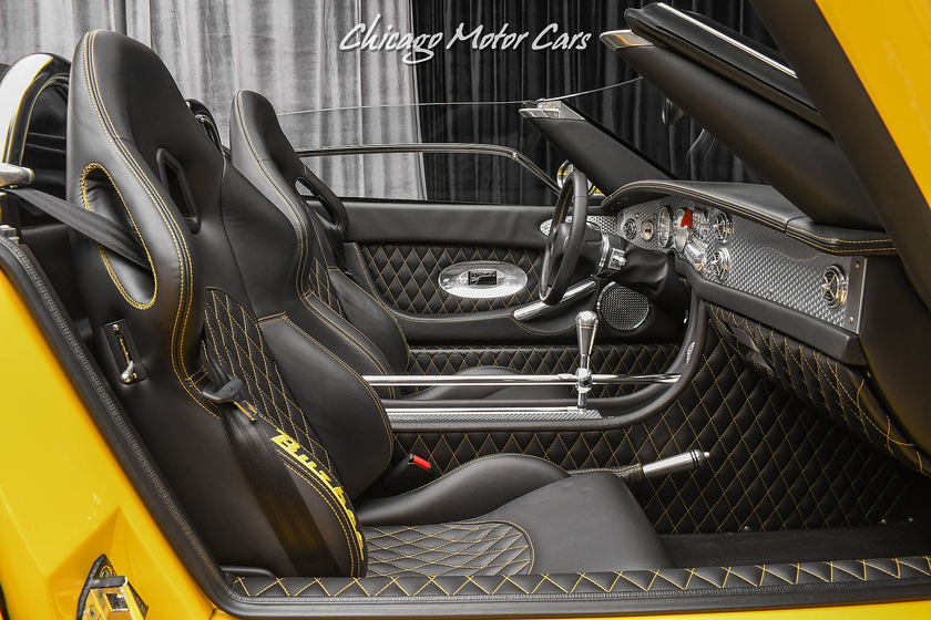 2008 Spyker C8 Spyder