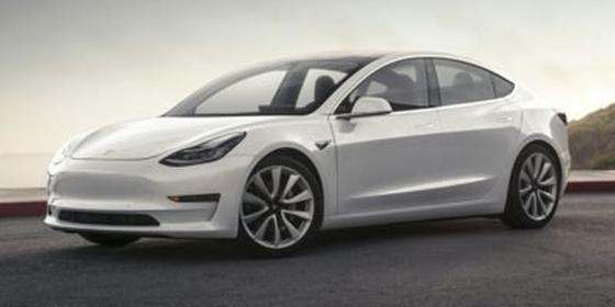 2018 Tesla Model 3  : Car has generic photo