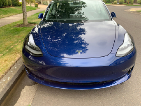 2018 Tesla Model 3 Long Range:12 car images available
