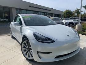 2018 Tesla Model 3 Long Range:24 car images available