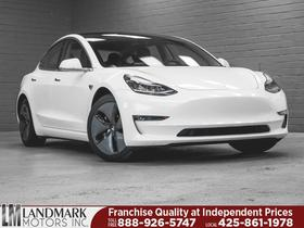 2018 Tesla Model 3 Long Range:24 car images available